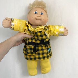 1986 Cabbage Patch Kid